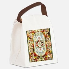 Regal_Splendor_Stained_Glass_16 2 Canvas Lunch Bag