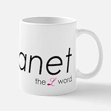 the planet Hat Mug
