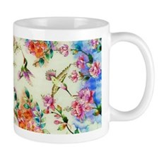 HUMMINGBIRD_STAINED_GLASS_14 6_Framed P Mug