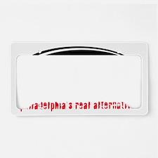 YNot_logo_OL License Plate Holder