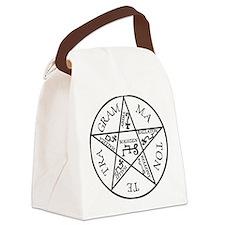 pentsolblack Canvas Lunch Bag