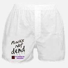 Punk design 2 Boxer Shorts