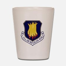22nd Air Refueling Wing Shot Glass
