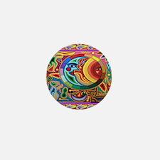 Mexican_String_Art_Image_Sun_Moon_12 1 Mini Button
