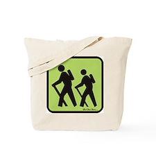 hikers Tote Bag