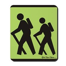 hikers Mousepad