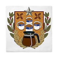coffeecrest Queen Duvet
