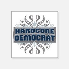 "HardcoreDemDARK2 Square Sticker 3"" x 3"""