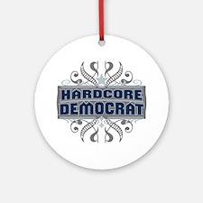 HardcoreDemDARK2 Round Ornament