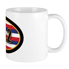 HAWAII-262-OVALsticker Mug
