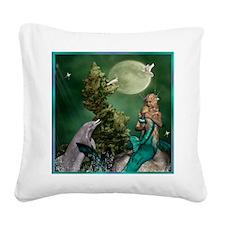 Image45789u7 Square Canvas Pillow