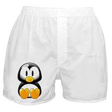Tux! Boxer Shorts