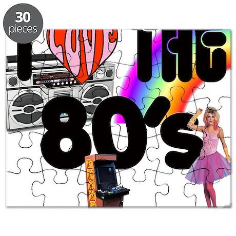 ilove80sboom Puzzle