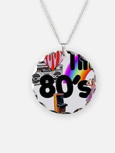 ilove80sboom Necklace