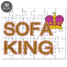 SOFA KING Puzzle