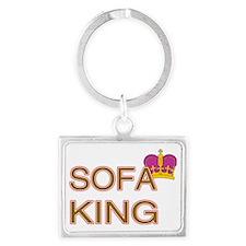 SOFA KING Landscape Keychain