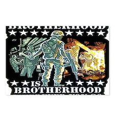 brotherhood Postcards (Package of 8)