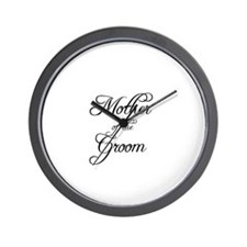 Mother Of Groom - Formal Wall Clock