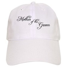 Mother Of Groom - Formal Baseball Cap