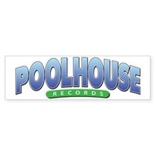 Poolhouse 18 in NOTREE Bumper Sticker