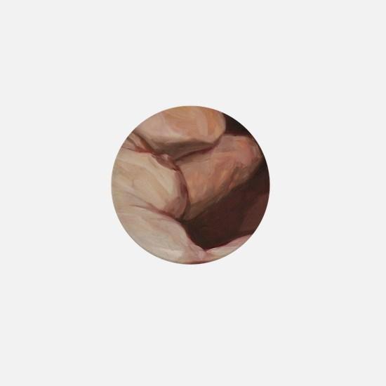 brokenness_onback Mini Button