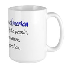 The New America Mug