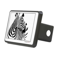 zebra Hitch Cover