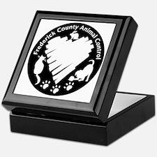 FCAC-logo Keepsake Box