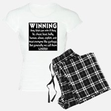 winning_losers_inverted Pajamas