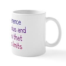 genius-stupidity_rect1 Mug
