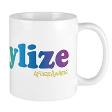 Legaylize clr Small Mugs