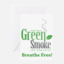breathe free 1 Greeting Card