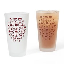emergingskulls Drinking Glass