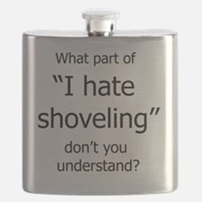 IHateShoveling Flask
