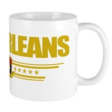 New Orleans (Flag 10) pocket Mug