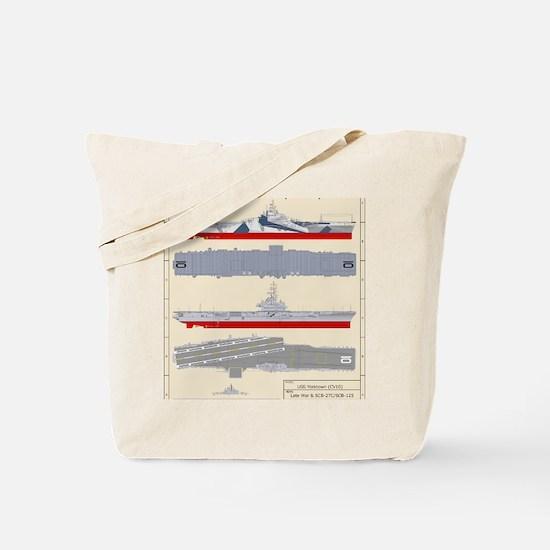 Essex-Yorktown-T-Shirt_Back Tote Bag