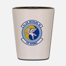 6th Air Refeueling Squadron Shot Glass