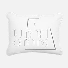 usu1 Rectangular Canvas Pillow