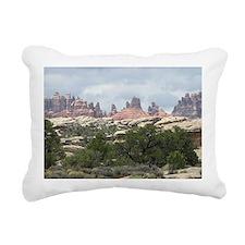 CanyonLands Rectangular Canvas Pillow