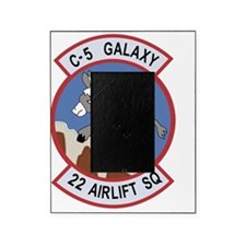 22nd Airlift Squadron Picture Frame
