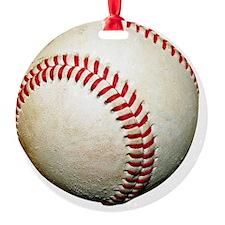 baseballsafe Ornament