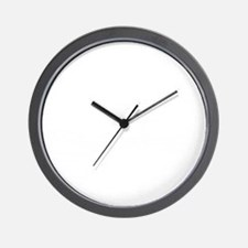 Paris_10x10_apparel_ChampsElysees_White Wall Clock
