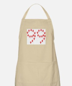 99 Red Balloons BBQ Apron