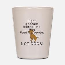 PAULC Shot Glass