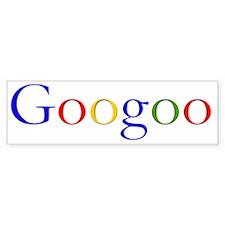 GOOGOO Bumper Sticker
