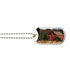 mail pouch barn (2) Dog Tags