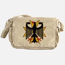 German Falcon Maltese Cross 2 Messenger Bag