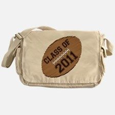 class of 2011 football Messenger Bag