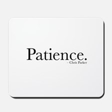 Patience Mousepad