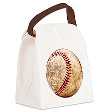 baseball_ball Canvas Lunch Bag